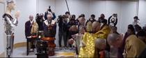 Robotul templului japonez