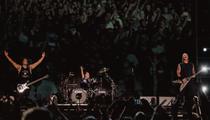 Metallica, la București