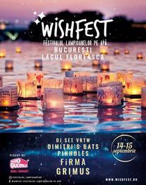 Wishfest - festival dedicat lampioanelor pe apă