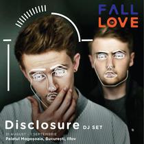 Disclosure la festivalul Fall in Love 2019