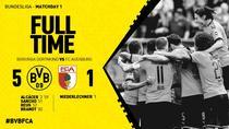 Victorie lejera pentru Dortmund