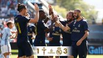 Madridul, victorie la Vigo