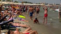 plaja Mamaia- stirile protv
