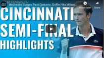 Medvedev, in finala la Cincinnati