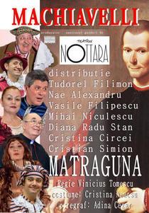 Matraguna de Niccolo Machiavelli
