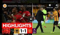 Doar egal pentru United la Wolverhampton