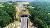 Ecoduct pe Lotul 3 Lugoj - Deva