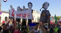 Protest anti-G7