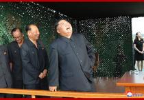 Test cu rachete in Coreea de Nord 3