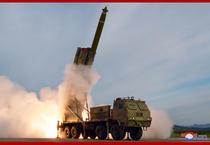 Test cu rachete in Coreea de Nord 4