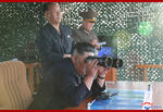 Test cu rachete in Coreea de Nord