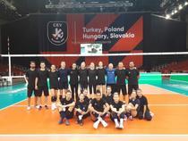 Echipa nationala de volei feminin a Romaniei