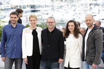 Echipa La Gomera, la Cannes Film Festival