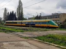 Tren IC2 al Astra