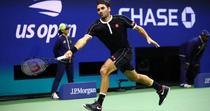Roger Federer, la US Open