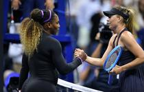 Serena Williams si Maria Sharapova