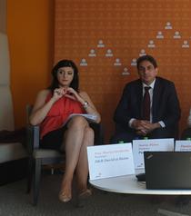 Ana-Maria Iordache, partener D&B David și Baias