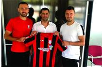 Alexandru Dandea si Constantin Budescu au semnat cu Astra Giurgiu