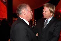Hoeness si Kahn, schimbul de generatii la Bayern