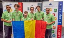 lotul roman la Olimpiada Europeana de Informatica Juniori