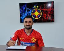 Valentin Cretu, noul jucator al echipei FCSB
