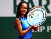 Leylah Annie Fernandez, campioana la Roland Garros 2019 (junioare)