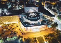 Amfiteatru TNB: foto Florin Ghioca