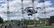 Drona de la NEC