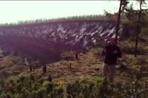 Craterul Batagai