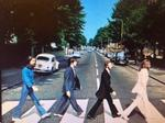 Membrii Beatles pe Abbey Road