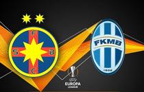 FCSB vs Mlada Boleslav