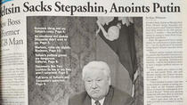 Moscow Times in 1999