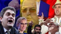 Candidati la presedintie (digi24)