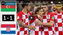 Croatia, doar remiza