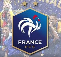 Federatia Franceza de fotbal, logo