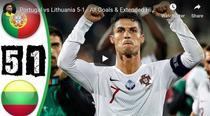 Cristiano Ronaldo, inca un meci foarte bun pentru Portugalia