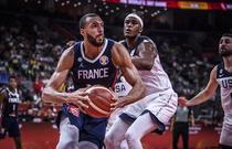 Franta vs SUA, la CM de baschet masculin