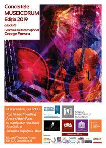 MUSEICORUM 2019 - Concert de flaut