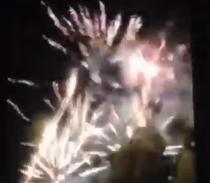 Artificii la puscarie