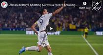 Zlatan Ibrahimovic si golurile