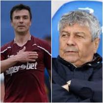 Daniel Pancu si Mircea Lucescu