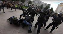 Arestare in Rusia