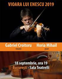 """Turneul """"Vioara lui Enescu"""""""