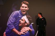 Roger Federer, Rafael Nadal si tabloul
