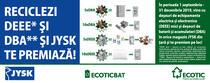 JYSK și ECOTIC premiază inițiativele de reciclare