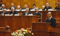 Basescu la prezentarea Raportului Tismaneanu