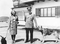 Eva Braun și Adolf Hitler