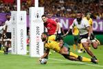 Australia, victorie vs Fiji la CM de rugby