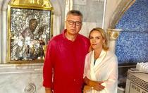 Florentin Pandele si Gabriela Firea