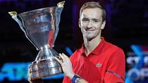 Daniil Medvedev. campion la Sankt Petersburg